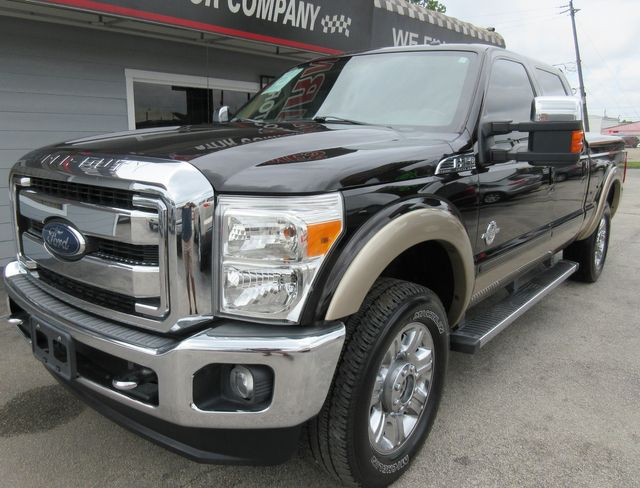 2013 Ford Super Duty F-250 Pickup Lariat south houston, TX 1