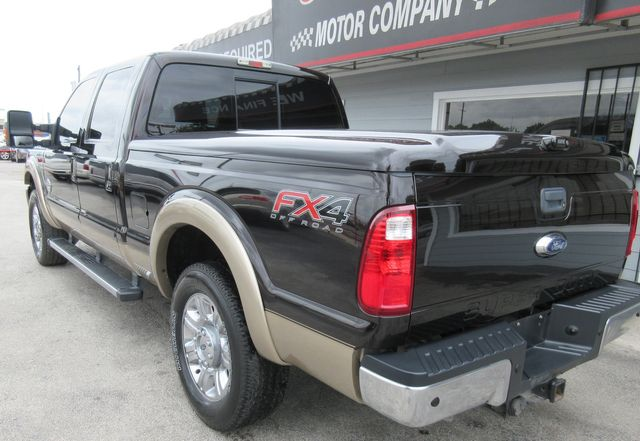 2013 Ford Super Duty F-250 Pickup Lariat south houston, TX 2
