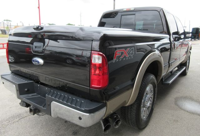 2013 Ford Super Duty F-250 Pickup Lariat south houston, TX 4