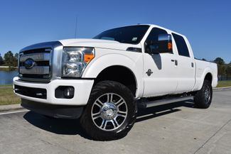 2013 Ford Super Duty F-250 Pickup Platinum in Walker, LA 70785