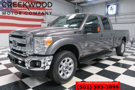 2013 Ford Super Duty F-250 Lariat FX4 4x4 Diesel 20s Nav Roof New Tires LWB in Searcy, AR