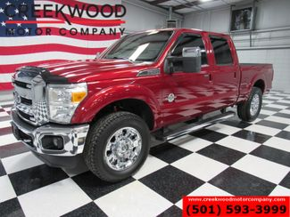 2013 Ford Super Duty F-250 Lariat 4x4 FX4 Diesel Nav Sunroof 20s New Tires in Searcy, AR 72143