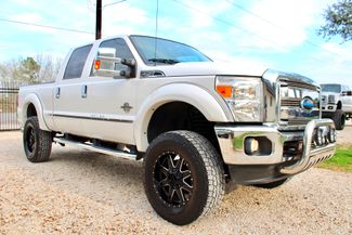 2013 Ford Super Duty F-250 Tuscany Badlander Crew Cab 4X4 6.7L Powerstroke Diesel Auto LIFTED Sealy, Texas