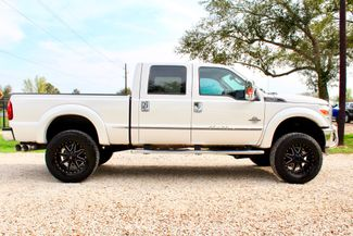 2013 Ford Super Duty F-250 Tuscany Badlander Crew Cab 4X4 6.7L Powerstroke Diesel Auto LIFTED Sealy, Texas 12