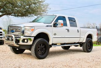 2013 Ford Super Duty F-250 Tuscany Badlander Crew Cab 4X4 6.7L Powerstroke Diesel Auto LIFTED Sealy, Texas 5