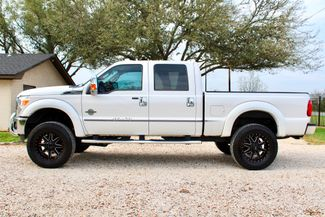 2013 Ford Super Duty F-250 Tuscany Badlander Crew Cab 4X4 6.7L Powerstroke Diesel Auto LIFTED Sealy, Texas 6
