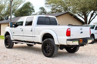2013 Ford Super Duty F-250 Tuscany Badlander Crew Cab 4X4 6.7L Powerstroke Diesel Auto LIFTED Sealy, Texas 7