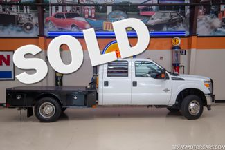 2013 Ford Super Duty F-350 DRW Chassis Cab XL 4x4 in Addison, Texas 75001