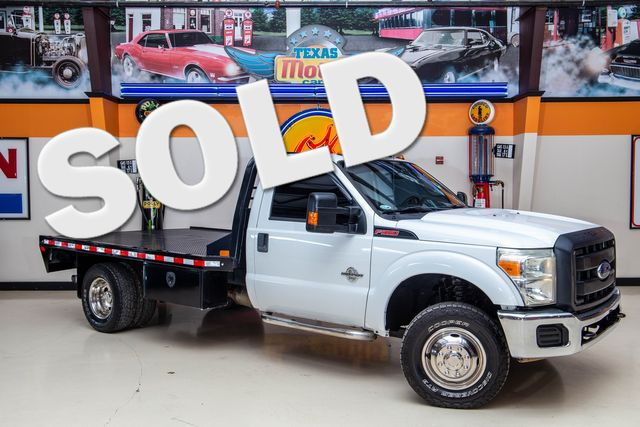 2013 Ford Super Duty F-350 DRW Chassis Cab XL 4x4