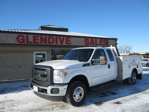 2013 Ford Super Duty F-350 DRW Chassis Cab XL in Glendive, MT