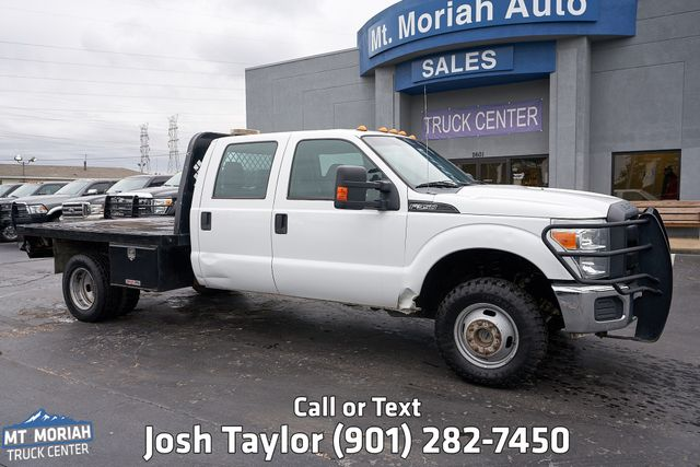 2013 Ford Super Duty F-350 DRW Chassis Cab XL