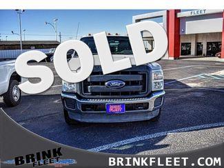 2013 Ford Super Duty F-350 DRW 4WD Crew Cab 176 WB 60 CA XL | Lubbock, TX | Brink Fleet in Lubbock TX