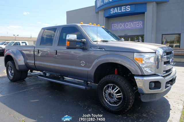 2013 Ford Super Duty F-350 DRW Pickup Lariat