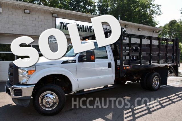 2013 Ford Super Duty F-350 DRW 4x4 Waterbury, Connecticut