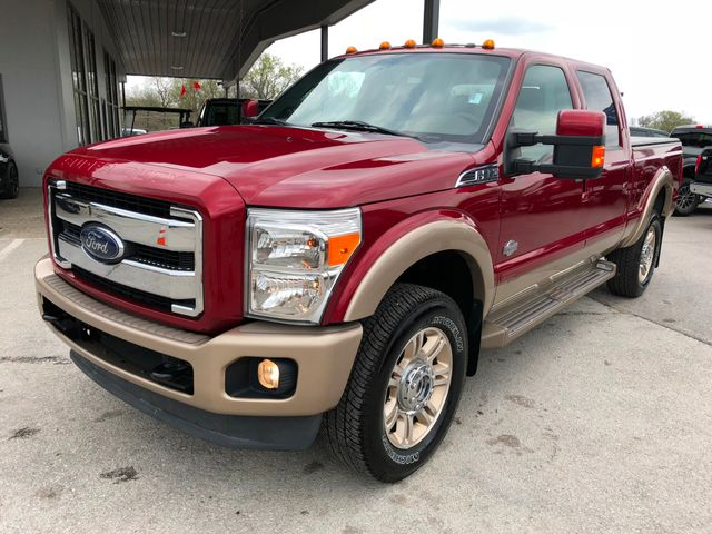 2013 Ford Super Duty F-350 King Ranch 4X4 in Gower Missouri, 64454