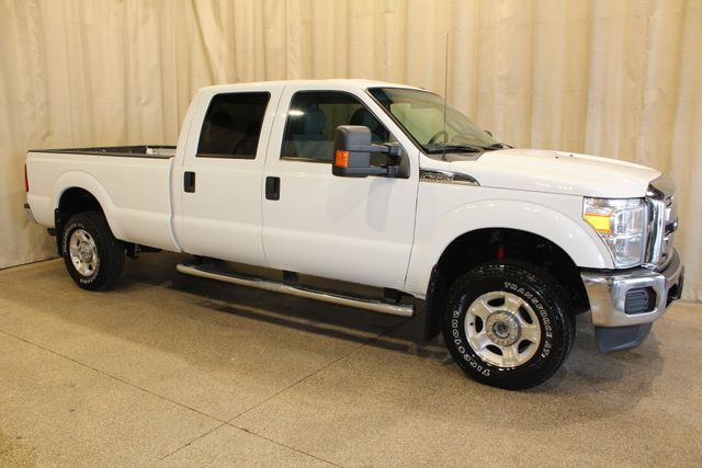 2013 Ford Super Duty F-350 long bed 4x4 XLT