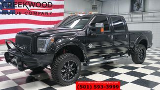 2013 Ford Super Duty F-350 Platinum 4x4 Diesel SRW F-250 Lifted 20s Nav Roof in Searcy, AR 72143