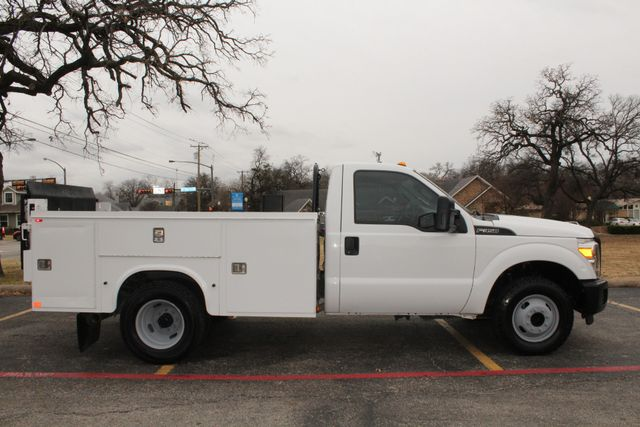 2013 Ford Super Duty F-350 Service Utility Contractor Work Truck W/ Lift Irving, Texas 17