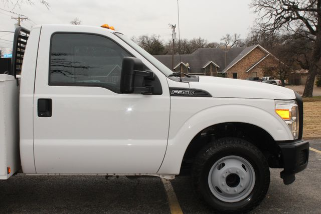 2013 Ford Super Duty F-350 Service Utility Contractor Work Truck W/ Lift Irving, Texas 19