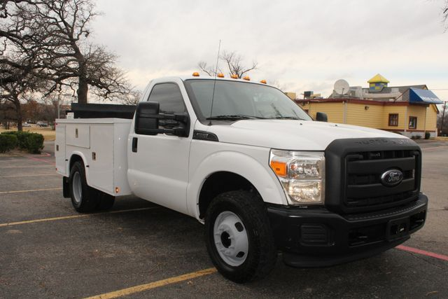 2013 Ford Super Duty F-350 Service Utility Contractor Work Truck W/ Lift Irving, Texas 20