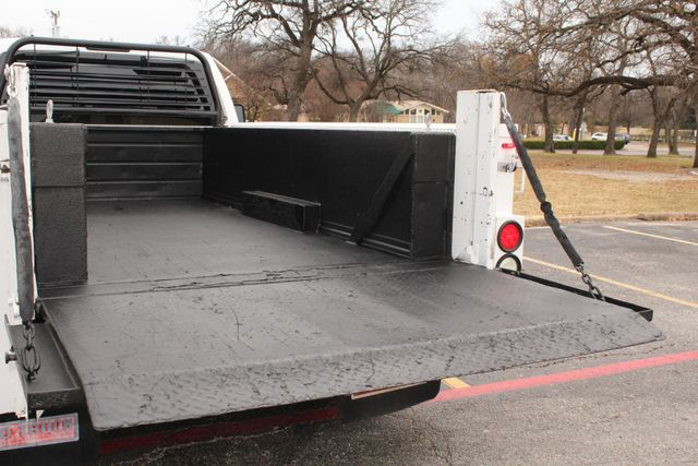 2013 Ford Super Duty F-350 Service Utility Contractor Work Truck W/ Lift Irving, Texas 10