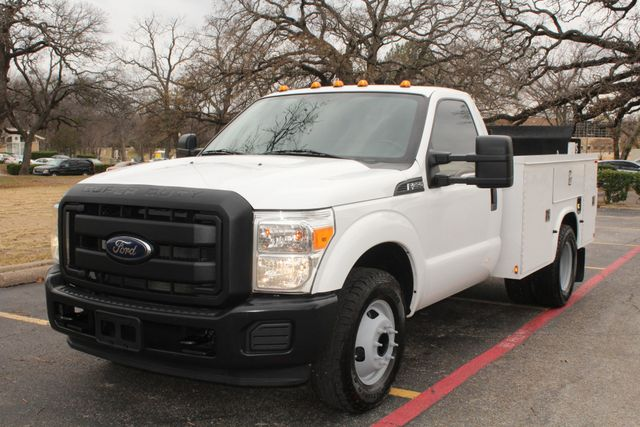 2013 Ford Super Duty F-350 Service Utility Contractor Work Truck W/ Lift Irving, Texas 72
