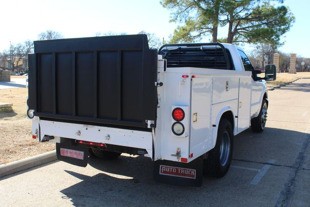 2013 Ford Super Duty F-350 Service Utility Contractor Work Truck W/ Lift Irving, Texas 11