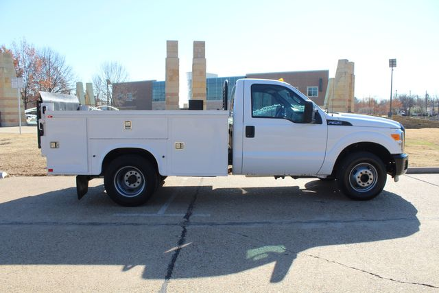 2013 Ford Super Duty F-350 Service Utility Contractor Work Truck W/ Lift Irving, Texas 12