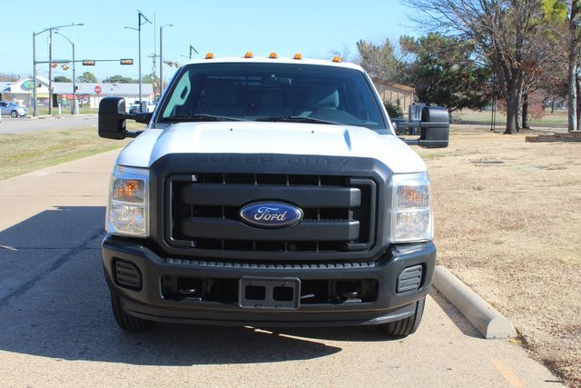 2013 Ford Super Duty F-350 Service Utility Contractor Work Truck W/ Lift Irving, Texas 3