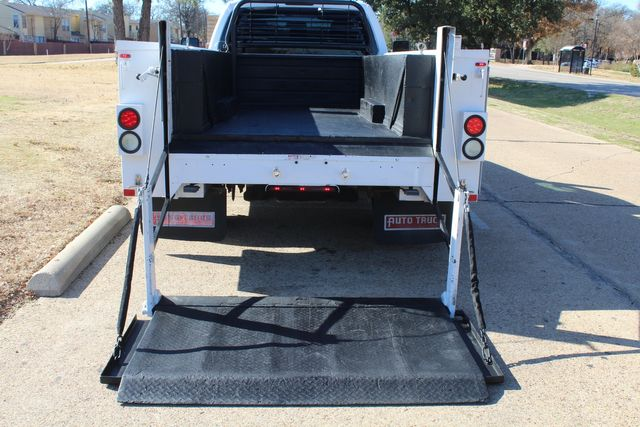 2013 Ford Super Duty F-350 Service Utility Contractor Work Truck W/ Lift Irving, Texas 35