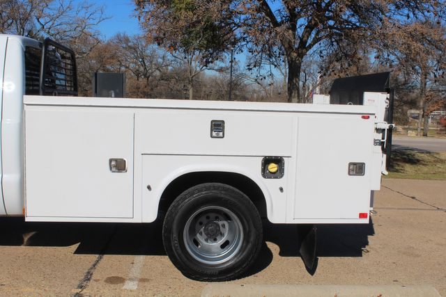 2013 Ford Super Duty F-350 Service Utility Contractor Work Truck W/ Lift Irving, Texas 8