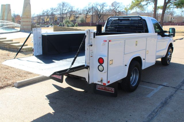 2013 Ford Super Duty F-350 Service Utility Contractor Work Truck W/ Lift Irving, Texas 36