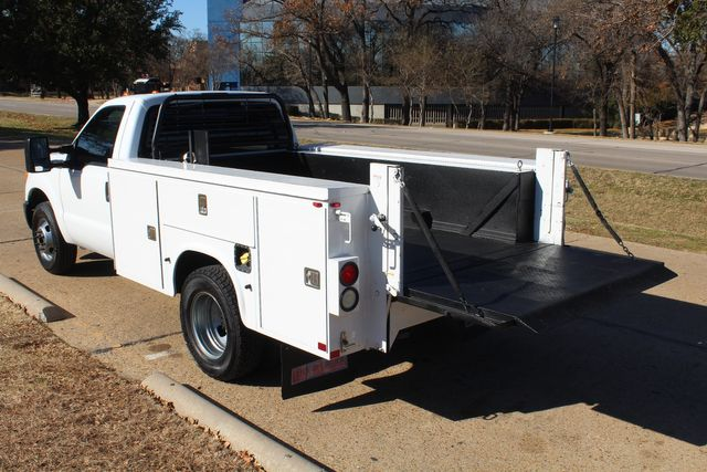 2013 Ford Super Duty F-350 Service Utility Contractor Work Truck W/ Lift Irving, Texas 37