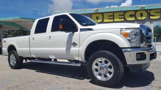 2013 Ford Super Duty F-350 SRW Lariat 4x4 6.7 Powerstroke Diesel in Fort Pierce FL, 34982