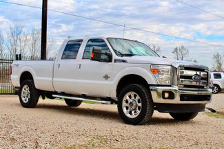 2013 Ford Super Duty F-350 SRW Lariat Crew Cab 4X4 FX4 6.7L Powerstroke Diesel Auto Loaded Sealy, Texas 1