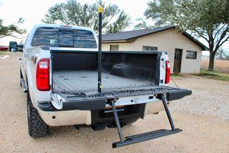 2013 Ford Super Duty F-350 SRW Lariat Crew Cab 4X4 FX4 6.7L Powerstroke Diesel Auto Loaded Sealy, Texas 19