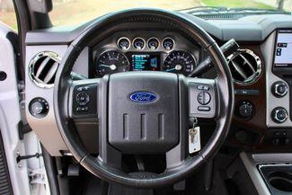2013 Ford Super Duty F-350 SRW Lariat Crew Cab 4X4 FX4 6.7L Powerstroke Diesel Auto Loaded Sealy, Texas 55