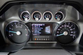 2013 Ford Super Duty F-350 SRW Lariat Crew Cab 4X4 FX4 6.7L Powerstroke Diesel Auto Loaded Sealy, Texas 58