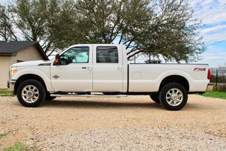 2013 Ford Super Duty F-350 SRW Lariat Crew Cab 4X4 FX4 6.7L Powerstroke Diesel Auto Loaded Sealy, Texas 6