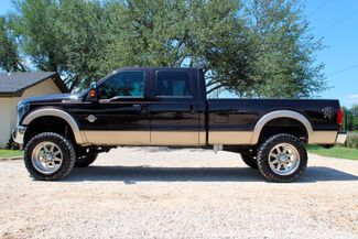 2013 Ford Super Duty F-350 SRW Lariat Crew Cab 4X4 6.7L Powerstroke Diesel Auto LIFTED LOADED Sealy, Texas 6