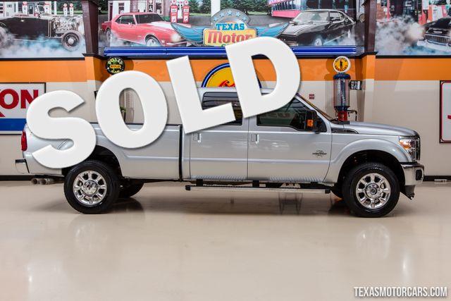2013 Ford Super Duty F-350 SRW Pickup Lariat 4X4
