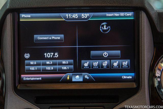2013 Ford Super Duty F-350 SRW Pickup Platinum 4x4 in Addison, Texas 75001