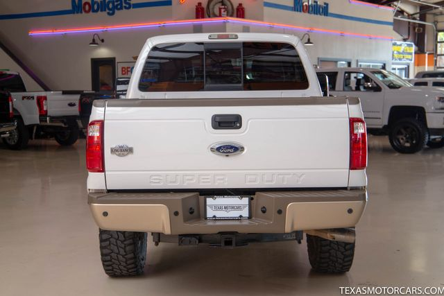 2013 Ford Super Duty F-350 SRW Pickup King Ranch 4x4 in Addison, Texas 75001