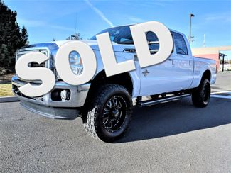 2013 Ford F-350 Crew Super Duty Lariat 4x4 6.7L Diesel Lifted Bend, Oregon 0