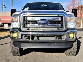 2013 Ford F-350 Crew Super Duty Lariat 4x4 6.7L Diesel Lifted Bend, Oregon 2