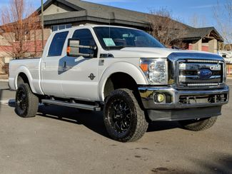 2013 Ford F-350 Crew Super Duty Lariat 4x4 6.7L Diesel Lifted Bend, Oregon 3