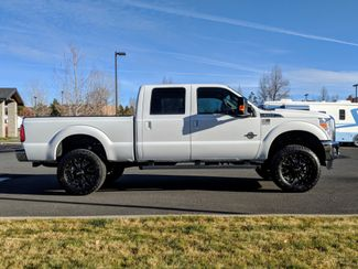 2013 Ford F-350 Crew Super Duty Lariat 4x4 6.7L Diesel Lifted Bend, Oregon 4