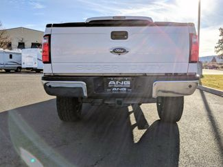 2013 Ford F-350 Crew Super Duty Lariat 4x4 6.7L Diesel Lifted Bend, Oregon 6