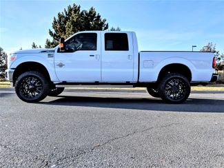 2013 Ford F-350 Crew Super Duty Lariat 4x4 6.7L Diesel Lifted Bend, Oregon 8