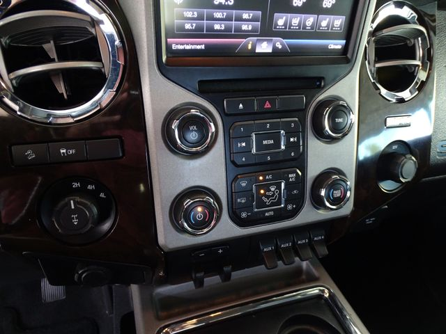 2013 Ford Super Duty F-350 SRW Pickup Lariat Corpus Christi, Texas 45